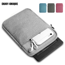 Universal Sleeve bag case pouch cover for 6inch eReader for kindle/Sony/kobo/pocketbook Ebook(China)