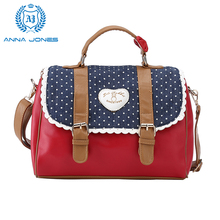 ANNA JONES 2017 Red handbags shoulder bag designer handbags on sale discount handbags online shopping handbags and purses LT584Q