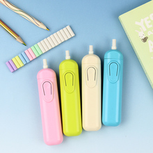 1 PC Pencil Electric Eraser for Lazy Writing Drawing Child Automatic Primary School Students Stationery Office Gift