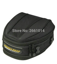 Free shipping RR9018 package / motorcycle rear bag / riding in the back seat tail bag / bags / send rain cover free(China)