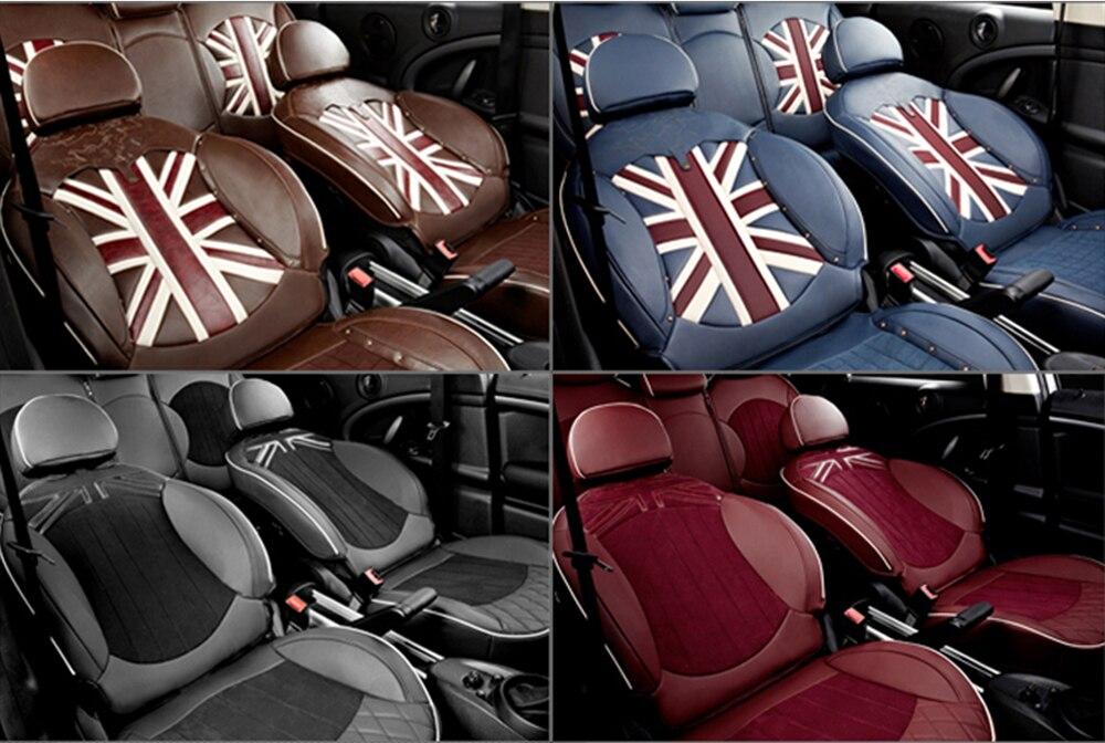 Car Seat Cover Leather Interior Accessories Decoration