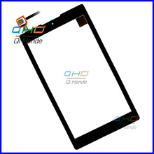 Black New 7'' inch Tablet Capacitive Touch Screen Replacement For 80701-0C5705A Digitizer External screen Sensor Free Shipping(China)