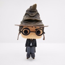 Funko POP 10cm Boxed Harry Potter & SNAPE & Hermione & Dobby Action Figure Toys