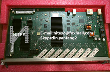 GPON OLT 7360 card NGLT-A Original Alcatel Lucent Bell optical network 8 port board FGLT-A card contact