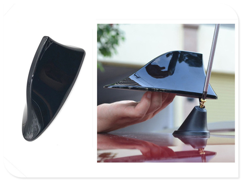Car shape shark fin roof tail line modification signal radio for Kia K2 K3 K5 k9 No3 Magentis Borrego Hyundai