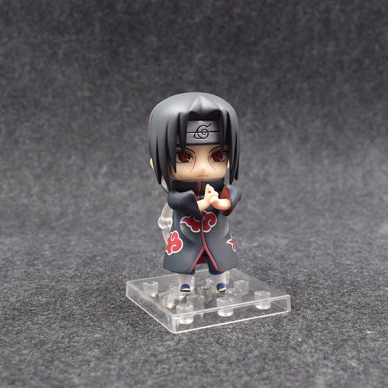 Nendoroid Naruto Figure Shippuden Uchiha Itachi 820 PVC Action Figures Collectable Model Toy Doll Birthday Gift (5)