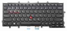 Genuine New US black keyboard for Lenovo ThinkPad X250 Non Backlit
