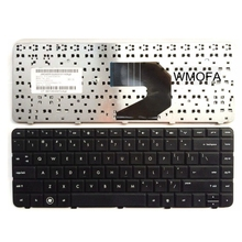 English laptop keyboard FOR HP Pavilion G4 G6 G4-1000 431 436 CQ43 Series 636191-001 US