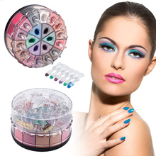 1 Pcs 20 Colors Palettes Eyeshadow Sets Prefer for Party Makeup/Casual Makeup/Wedding Makeup for Different Looks
