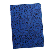 High Quality Lavender Travel Passport Holder Cover Faux Leather ID Card Ticket Organizer Case 9XYO