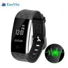 EastVita S2 Smart Band Smart Bracelet Heart Rate Pedometer Fitness Tracker Bluetooth Smart Wristband pk for xiaomi mi band 2 H25