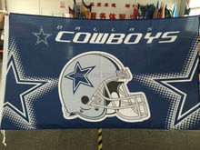 Cowboys Flag 2016 World Series 150 X 90 Cm Polyester Banner Dallas Cowboys Flag Football Premium Team 3ft X 5ft Flags(China)