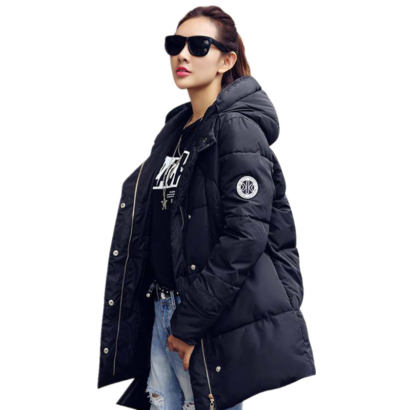 New Long Parkas Female Women Winter Coat Thickening Cotton Winter Jacket Womens Outwear Parkas for Women Winter Outwear C1422Одежда и ак�е��уары<br><br><br>Aliexpress