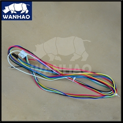 Wanhao 3D printer heated bed cable Four generation machine heating board line, D4, D4X, D4S<br><br>Aliexpress