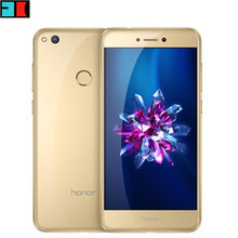 "In Stock Original Huawei Honor 8 Lite 5.2"" 4GB RAM 32GB ROM Mobile Phone Kirin 655 Dual SIM Card 12.0MP Camera 3000mAh"