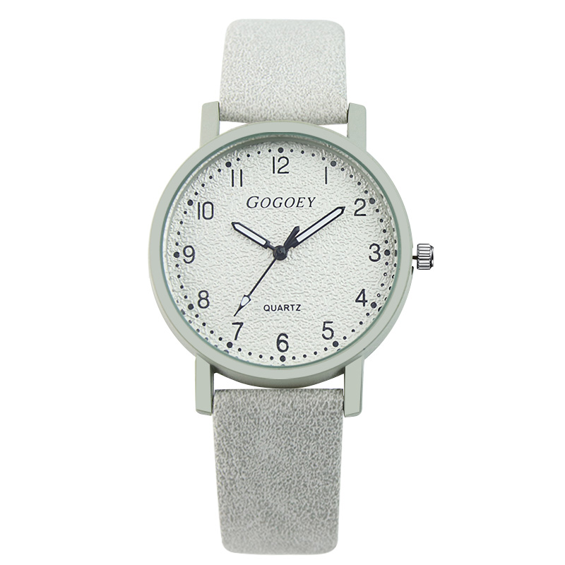 Gogoey Brand Women's Watches Fashion Leather Wrist Watch Women Watches Ladies Watch Clock Mujer Bayan Kol Saati Montre Feminino 12