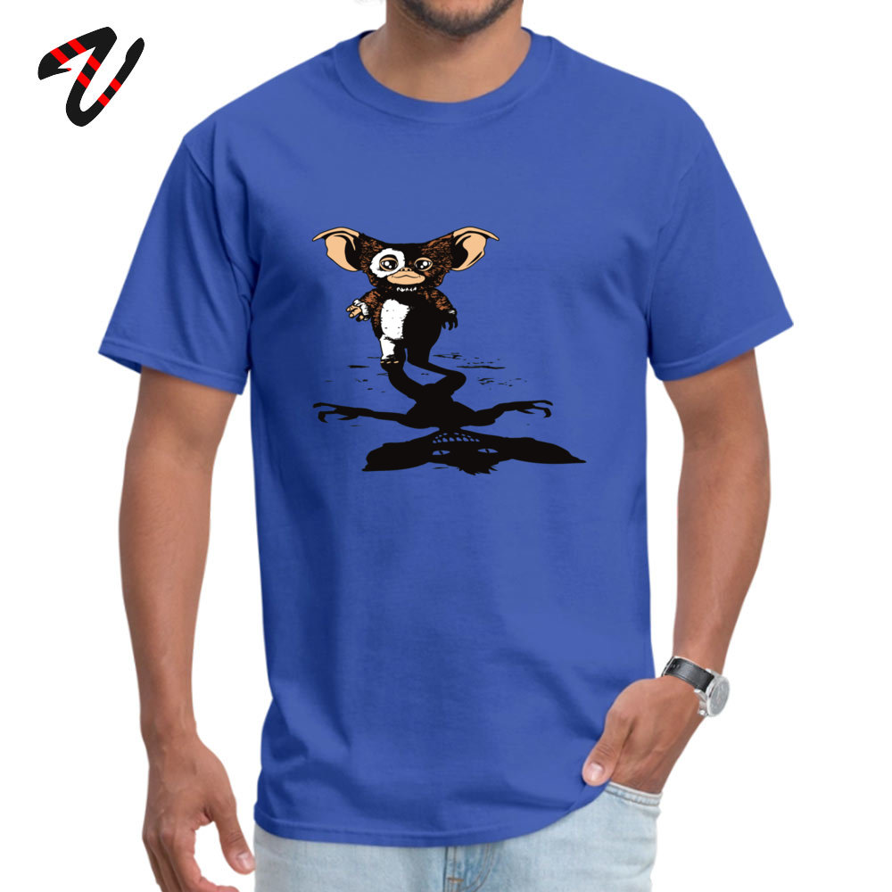 Midnight Snack Cotton Tops T Shirt for Men Simple Style Top T-shirts Personalized 2019 Newest Crew Neck Tops & Tees Short Sleeve Midnight Snack -11992 blue
