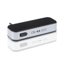 New design MP3 With Handsfree Radio Transmitter Wireless 3.5mm Phone FM Transmitter in Car for mobile phone