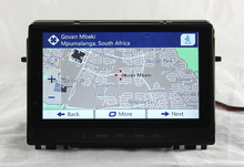 Car Navigation System for Landrover Discovery 3 DVD GPS build in 3G/WIFI Ready Bluetooth Free Map