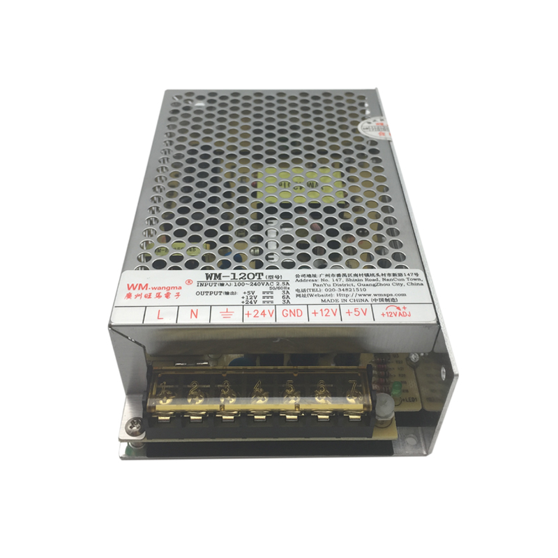 120 t 5v 12v 24v power supply 1