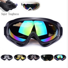 Men Women Bendable Professional Windproof X400 UV Protection Sports Ski Glasses Snowboard Skate Skiing Goggles