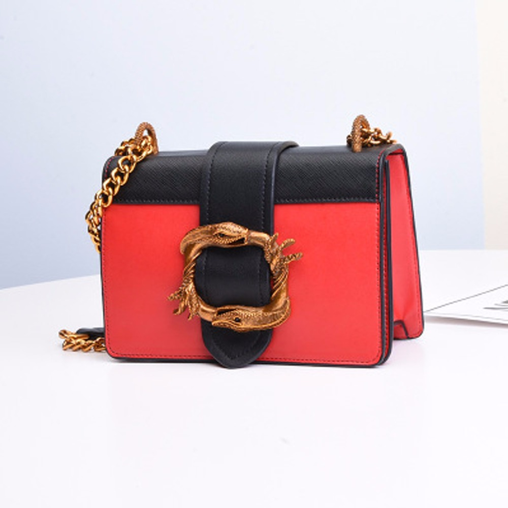 2018 New Brand Crossbody Bag Casual Shoulder Bags Women Small Mini Fashion PU Leather Messenger Bags Ladies  Rivet Bag 897<br>