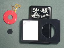 Details about  Black iPod video U2 replacement kit for iPod video 60GB 80GB Thick cover replace
