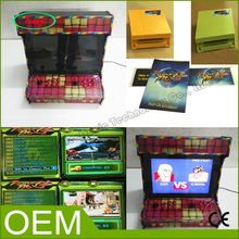made in china new innovative product Mini Household 645 in 1 Cocktail Table Arcade Game Machine