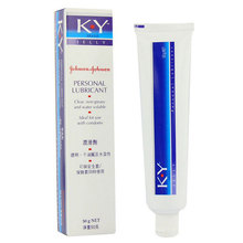 KY Lube Water-soluble lubrication Personal lubricant anal lubricant adult sex products for male 50g/bottle