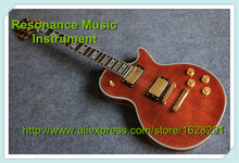 Hot Selling Chinese LP Electric Guitar Supreme Globe Logo Headstock In Stock For Shipping