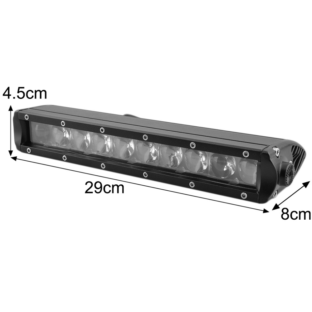 2017 New Low Power Consumption 50W 4D 12 Inch 9LED Car Vehicle Off Road Light Lamp 9-32V Watreproof IP68 Working Light<br><br>Aliexpress