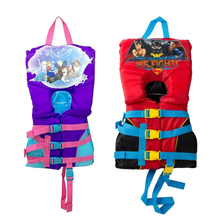 Life Vest Lumiparty Kids Life Jacket Swimming Pool Floating Vests Safety Jacket Water Sport Wear Survival Suit(China)
