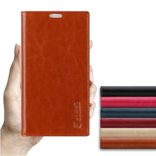 8 Color,High Quality Genuine natural Leather Flip Stand Case For HTC Butterfly X920e Luxury Mobile Phone bag Cases(China)