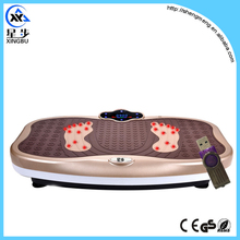 Professional Vibration Plate Fitness With 3D music crazy fit massage(China)