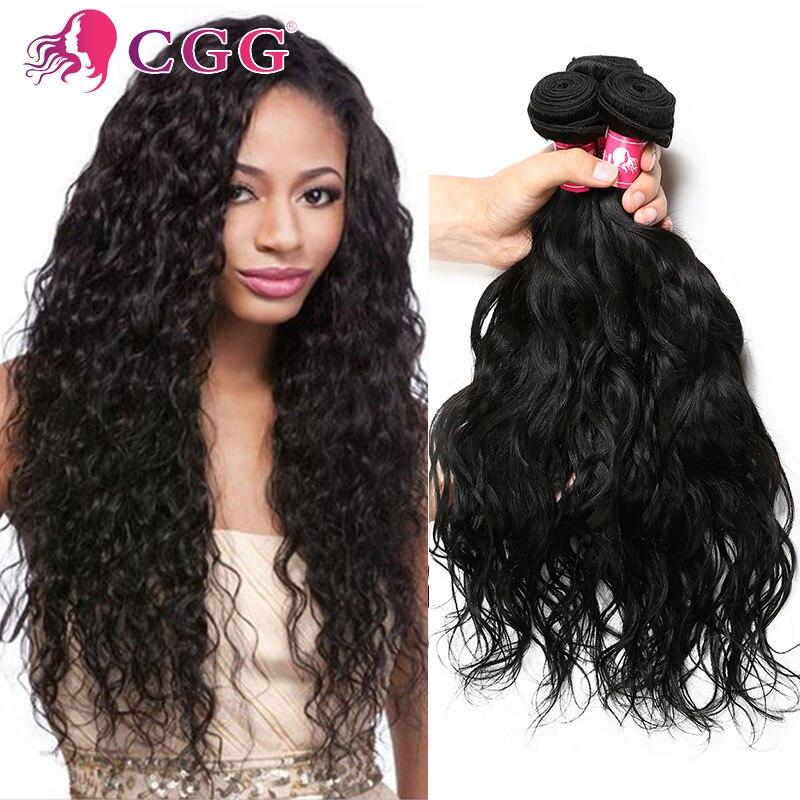 4 Pcs 7A Peruvian Virgin Hair Natural Wave Peruvian Hair Weave Bundles Unprocessed Peruvian Human Hair Weave Bundles Water Wave<br><br>Aliexpress