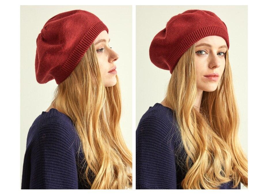 قبعات نسائية عالية الجودة 17