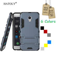 HATOLY Cover Meizu M3E Case Robot Armor Rugged Rubber Slim Hard Phone Case Meizu M3E Cover Meizu M3E /Meilan M1E