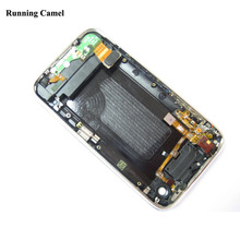 Running Camel Back Cover Housing Assembly for iPhone 3G 3GS with Front Bezel Frame and small part