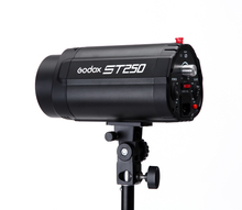 Adearstudio free shipping  flashlight GODOX  st250w studio flash equipment  camera lights CD50