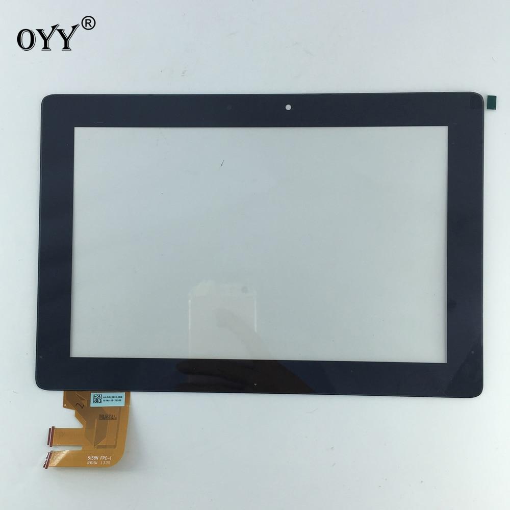 Touch Screen Digitizer Glass Sensor Panel For Asus EeePad Transformer TF300 TF300T TF300TG TF300TL 5158N FPC-1 VERSIN