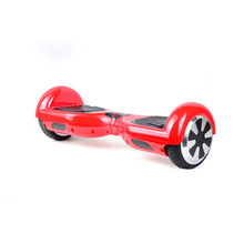 Buy 6.5 Inch Hoverboard Smart Balance Wheel Two Wheels Electric Scooters Drifting Board Self Balancing Scooter Skateboard RED for $242.00 in AliExpress store