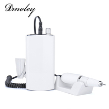 30000RPM Rechargeable 18W White Electric Nail Drill Machine Acrylic Nail File Drill Manicure Pedicure Kit Set Nail Art Equipment(China)