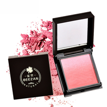 Beezan Brand Face Makeup Cheeks Powder Blush Palette Make Up Facial Matte Blusher Mineral Cosmetics Maquiagem Blush Pigment