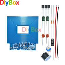 DIY Kit Simple Metal Detector Metal Locator 3V - 5V DC Electronic Production Metal Sensor Induction Suite