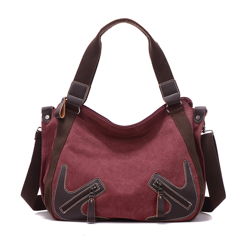 2017 Fashion Woman Canvas Bags Women Casual Shoulder Bag Famous Brand Female Messenger Bags Bolso Ladies Crossbody Bag sg56<br><br>Aliexpress