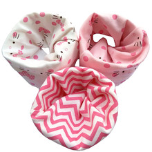 2017 Winter Scarf for Baby Girls Autumn Children Scarves Newborns Toddler Child Cotton Scarf Kids Boys Scarf Neck O Ring Collars