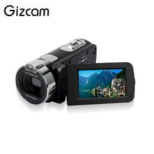 "Gizcam HDV-312P Video Camera Full HD 1080P Portable Camcorders 16x Zoom 20MP Home Use Digital Camera w/ 2.7"" Rotating LCD Screen"
