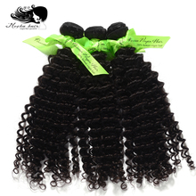 "7A Unprocessed Peruvian virgin deep curly,hair extention ,3pcs/lot 100g/pcs (12""-28"") natural color, best quality supply."