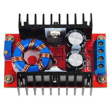 High Quality 150W 6A Boost Converter DC-DC 10-32V to 12-35V Step Up Voltage Charger Module