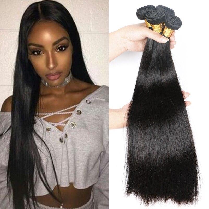 8A Mink Brazilian Virgin Hair Straight 4 Bundles Straight Brazilian Hair Weave Bundles Brazilian Straight Virgin Hair Bundles<br><br>Aliexpress